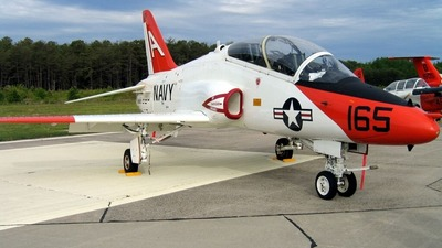 165607 - McDonnell Douglas T-45C Goshawk - United States - US Navy (USN)