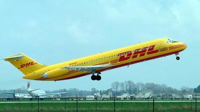 N929AX - McDonnell Douglas DC-9-31 - DHL (ABX Air)