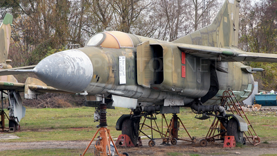 20-05 - Mikoyan-Gurevich MiG-23MF Flogger B - Germany - Air Force