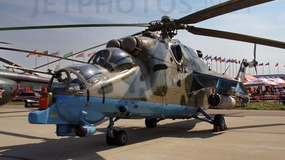 37 - Mil Mi-24PN Hind F - Russia - Air Force