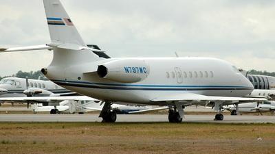 A picture of N797WC - Dassault Falcon 2000 - [140] - © Oktawian Kosiorek