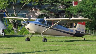 HB-COE - Cessna 180 Skywagon - Private