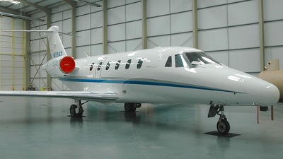 N606AT - Cessna 650 Citation VI - Private
