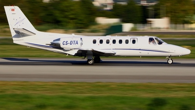 CS-DTA - Cessna 560 Citation Ultra - Private