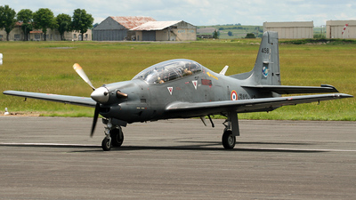 458 - Embraer EMB-312 Tucano - France - Air Force