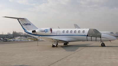 I-OMRA - Cessna 525A CitationJet 2 - Private