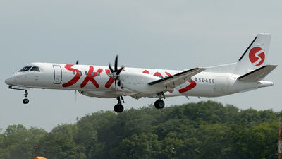 SE-LSE - Saab 2000 - Skyways (Air Express Sweden)