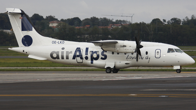 OE-LKD - Dornier Do-328-110 - Air Alps Aviation