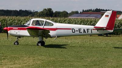D-EAFI - Fuji FA-200-160 Aero Subaru - Private