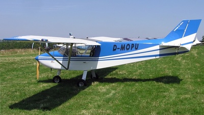 D-MOPU - Rans S.6SXL Coyote II - Private