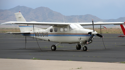 A picture of N839HF - Cessna P210N Pressurized Centurion - [P21000633] - © Peter Menner