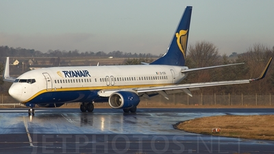 EI-CSO - Boeing 737-8AS - Ryanair