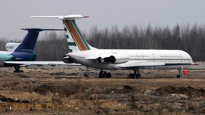 5A-DKT - Ilyushin IL-62M - Jet Line International