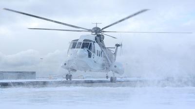 C-GBSF - Sikorsky S-61N - HeliJet