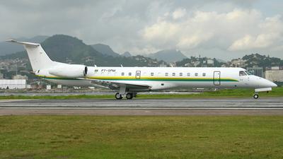 PT-SPM - Embraer ERJ-145ER - Private