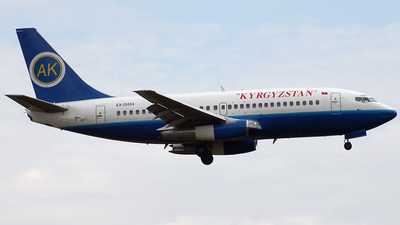 EX-25004 - Boeing 737-247(Adv) - Kyrgyzstan Airlines