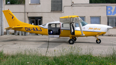 A picture of OKAAJ - Cessna 207A Skywagon - [20700455] - © Daniel Rybka
