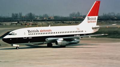 G-BGJL - Boeing 737-236(Adv) - British Airtours