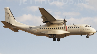 3202 - CASA C-295M - Mexico - Air Force