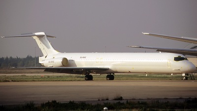 SU-MAE - McDonnell Douglas MD-83 - National Airlines of Egypt