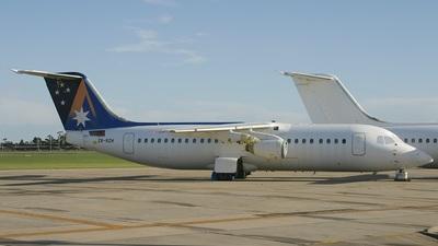 ZK-NZH - British Aerospace BAe 146-300 - Ansett Australia
