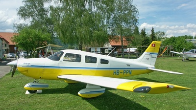 HB-PPN - Piper PA-28-181 Archer III - Segel und Motorfluggruppe Grenchen