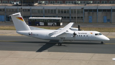 OE-LTK - Bombardier Dash 8-Q314 - Tyrolean Airways