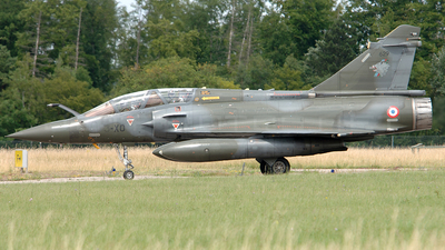 629 - Dassault Mirage 2000D - France - Air Force