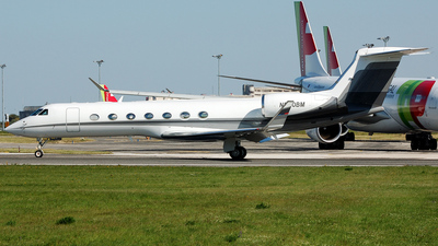 N550BM - Gulfstream G550 - Private