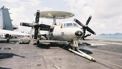 164112 - Grumman E-2 Hawkeye - United States - US Navy (USN)