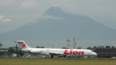 PK-LMW - McDonnell Douglas MD-82 - Lion Air