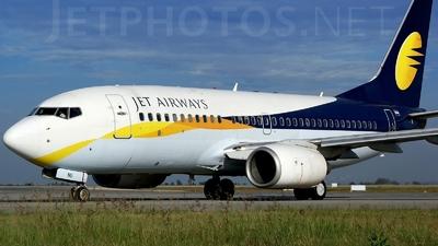 VT-JNU - Boeing 737-75N - Jet Airways