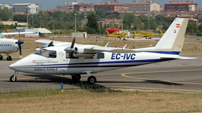 EC-IVC - Partenavia P.68B Victor - Spain - Government of Catalonia