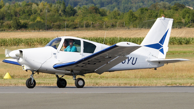 F-BSYU - Gardan GY-80-180 Horizon - Private