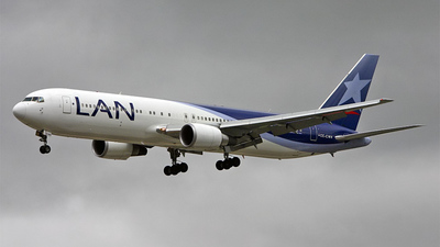 CC-CWH - Boeing 767-316(ER) - LAN Airlines