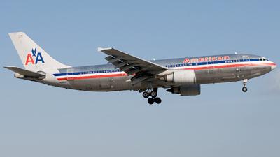 N19059 - Airbus A300B4-605R - American Airlines