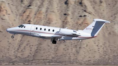 A picture of N77HF - Cessna 650 Citation VII - [6507036] - © Mark Abbott