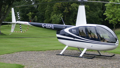 A picture of GCCYC - Robinson R44 Raven II - [10388] - © Trevor Mulkerrins