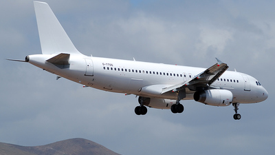 G-TTOG - Airbus A320-232 - GB Airways
