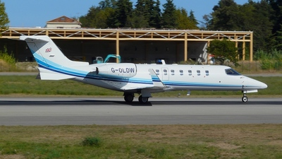 G-OLDW - Bombardier Learjet 45 - Gold Air International