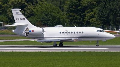 OE-HEM - Dassault Falcon 2000 - Business Express (BEX)