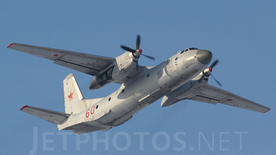 60 - Antonov An-26Sh - Russia - Air Force