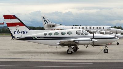 OE-FBF - Cessna 414A Chancellor - Private