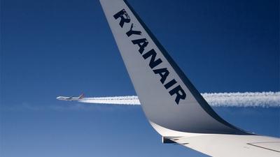 EI-DCB - Boeing 737-8AS - Ryanair
