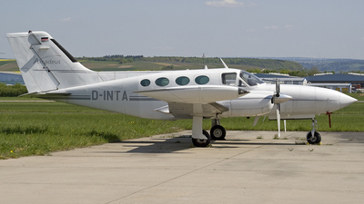 D-INTA - Cessna 421B Golden Eagle - Amadeus Air