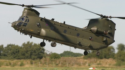 ZA707 - Boeing Chinook HC.2 - United Kingdom - Royal Air Force (RAF)