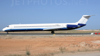 A picture of FGMLX - McDonnell Douglas MD83 -  - © João Oliveira