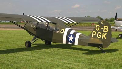 G-BPGK - Aeronca 7AC Champion - Private