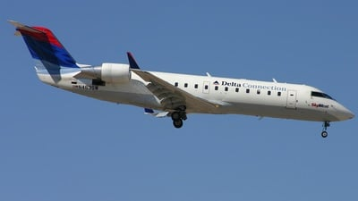 N463SW - Bombardier CRJ-200ER - Delta Connection (SkyWest Airlines)