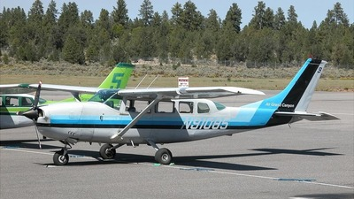 N91085 - Cessna T207 Turbo Skywagon - Air Grand Canyon